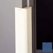 """Door Frame Guard, 3"""" Wing, 8'L, Brittany Blue"""