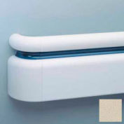 Outside Corners For Three-Piece Handrail System, Bone