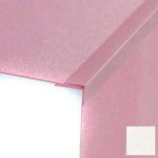 8' Long Outside Corner For Wall Sheet, Linen White