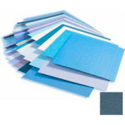 Rigid Vinyl Wall Covering, Pebblette/Haircell Texture, .040'' Thick, 4' X 8' Sheets, Windsor Blue