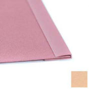 8' Long Cap For Wall Sheet, Toffee