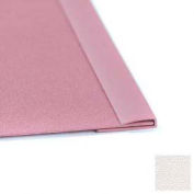 8' Long Cap For Wall Sheet, Pearl