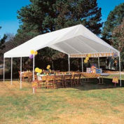 "King Canopy Hercules™ Canopy HC1820PC, 20'L X 17' 9""W, White"