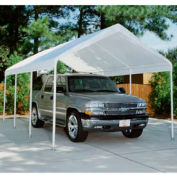 King Canopy Hercules™ Canopy HC1020PC, 20'L X 10'W, White