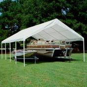 King Canopy Hercules™ Canopy HC1827PC, 27'L x 18'W, White