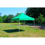 King Canopy™ FSSHST10GR Festival Instant Canopy 10'L x 10'W Green