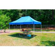 King Canopy™ FSSHST15BL Festival Instant Canopy 10'L x 15'W Blue
