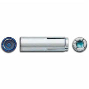 "Smart DI+ Drop In Anchor™ - 1/2"" x 2"" - Carbon Steel - Zinc - UNC - Pkg of 50 - Powers 6308SD"
