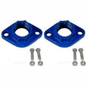 """Power-Flo® 1-1/4"""" Flange PFF125DTP - (Pair) Ductile Iron"""