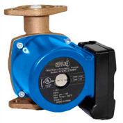 Power-Flo® Circulator With Flanged Connection PFWRC3737B1F - GF 25 Flange 115V Bronze