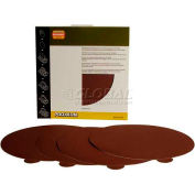 "Adhesive sanding disc for TG 250/E, 9 27/32"" Diameter (250mm), 150 grit, 5 pcs."