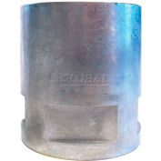 Aluminum Cup, For use with DP200 Spinner Base