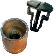 City Post® Anchor Cup Plug, 800BASE218