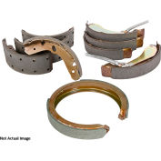 Centric Riveted Parking Brake Shoes, Centric Parts 112.10680