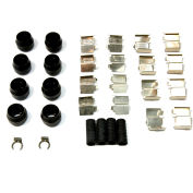 Centric Disc Brake Hardware Kit, Centric Parts 117.74001