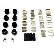 Centric Disc Brake Hardware Kit, Centric Parts 117.74001