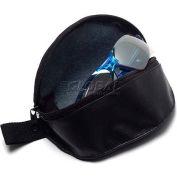 Black Zippered Spectacle Case - Pkg Qty 12