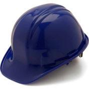 Blue Cap Style 6 Point Ratchet Suspension Hard Hat - Pkg Qty 16