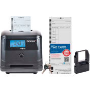 5000 Auto Totaling Time Clock