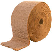 "Versa-Pak™ Cellulose Wadding Roll, 48"" x 270' Kraft - Perforated at 12"", Slit at 24"""