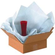 """Heavy Tissue Paper, 18#, 20"""" x 30"""", White, 2400 Pack"""