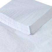 """Tissue Paper, 10#, 20"""" x 30"""", White, 480 Pack"""