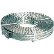 Quick Cable 207110-100 BraI.D.ed Ground Strap, 1/0 Gauge, 100 Pcs