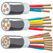 Quick Cable 220106-100 TC Control Cable, 18/8 Gauge, 100 Ft