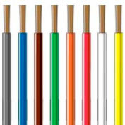 Quick Cable 230406-025 Blue General Purpose Primary Wire, 14 Gauge,