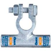 Quick Cable 436340-050P Flag Connector Crimp Positive, 4/0 Gauge, 50 Pcs