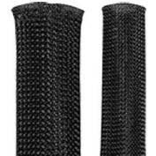 "Quick Cable 505304-100 Expandable Sleeving, 3/4"", 100 Ft"