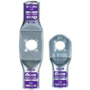 Quick Cable 6510-050F Locking Anti Rotating Stackable Lug, 1/0, 50 Pcs