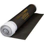 """Roberts® Black Jack 2-In-1 Wood Flooring Underlayment 70-026, 100 Sq/Ft X 28'L X 3' 7""""W X 1/8""""D"""