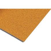 """QEP Natural Cork Underlayment 72001Q, 150 Sq/Ft Roll X 2'L X 3'W X 1/2""""D, 25 Sheets"""