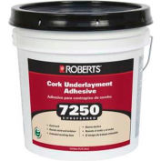 Roberts® Cork Underlayment Adhesive 7250-4, 4 Gallons
