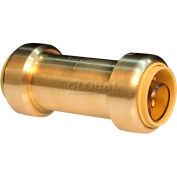 "Probite® 1"" X 1"" Lead Free Brass Check Valve - Pkg Qty 6"