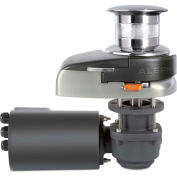 Quick Aleph Series Vertical Windlass w/Drum, 1000W 12V 10mm - AL3 1012D