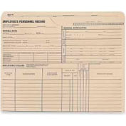 "Quality Park® Employee's Personnel Record Jacket, 9-1/2"" x 11-3/4"", Manila, 100 Jackets/Box"