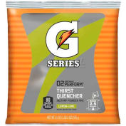 Gatorade Thirst Quencher Mix Pouch, Lemon Lime, 21 Oz
