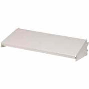 "Quantum Partition Wall System WS-1836DSHC 18"" X 36"" Dust Shelf"