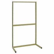 """Quantum Partition Wall System WS-SS36ADHC 36""""W Single Sided Wall Frame Add-On"""