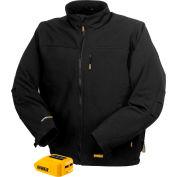DeWalt® DCHJ060B-XL 20V/12V MAX* Black Heated Jacket Only - XL