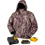 DeWalt® DCHJ062C1-L 20V/12V MAX* True Timber™ Camo Heated Jacket Kit - L