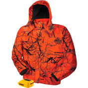 DeWalt® DCHJ063B-XL 20V/12V MAX* Blaze Camo Heated Jacket Only - XL