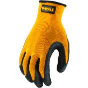 DeWalt® DPG70XL Textured Rubber Coated Grip Glove XL - Pkg Qty 12