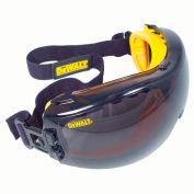 DeWalt® DPG82-21 ANSI Z87.1+ Concealer Goggle Smoke A/F