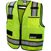 DeWalt® DSV621-2X ANSI Class 2 Standard Surveyor Vest 2XL