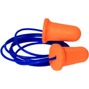 Radians® FP81 Deviator™ 33 Disposable Corded Foam Earplugs, 100/Box