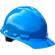 Radians® GHP4 Granite™ Cap Style Hard Hat, 4-Point Pinlock Suspension, Blue