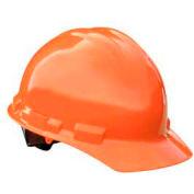 Radians GHR4 Granite™ Cap Style Hard Hat, 4 Point Ratchet, Orange